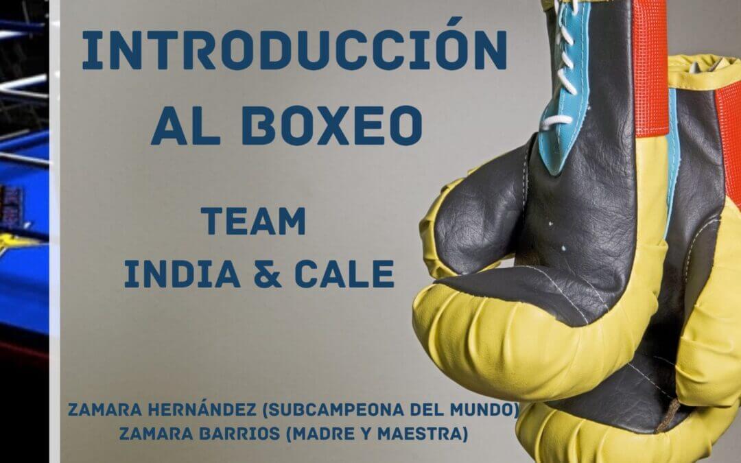 Introducción al Boxeo por y para mujeres