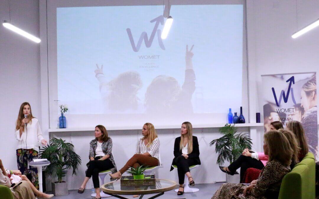 WOMET desarrolla el talento a través del 'Talent Training'